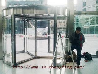 上海旋转门厂家