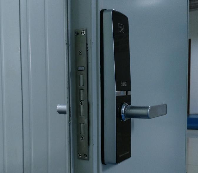 沈阳直销进户门防技术开启密码锁公司