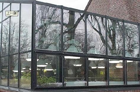 沈阳玻璃阳光房钢化玻璃定做