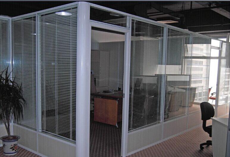 辽宁玻璃隔断钢化玻璃
