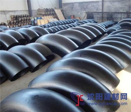 碳钢无缝弯头性能优势和管件行业中的地位