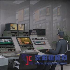 小区联网报警中心