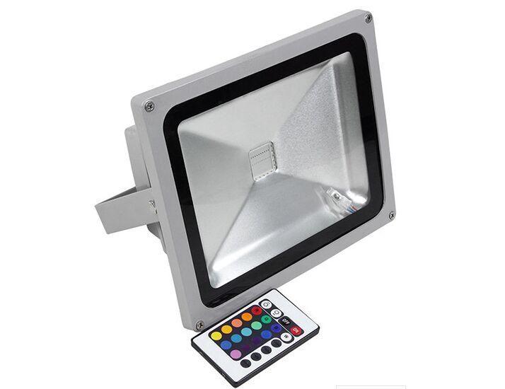 众光照明-绿地RGB投光灯