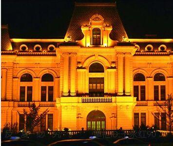 沈阳保护建筑亮化照明