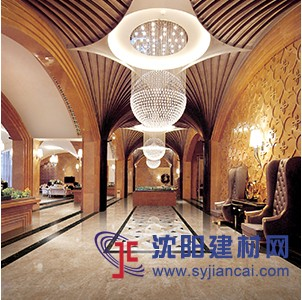 惠達瓷磚超晶玉石金葉米黃800*800