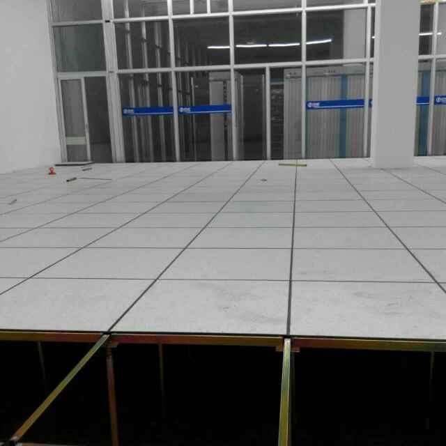 沈阳静电地板工程,沈阳网络地板