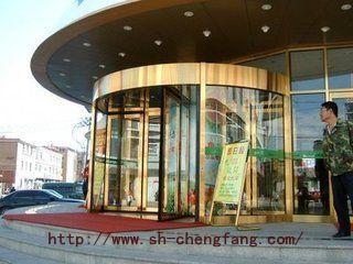 上海旋转门维修公司, 旋转门怎么维修