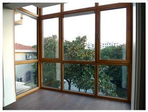沈阳铝包木门窗价格,沈阳名海门窗厂家