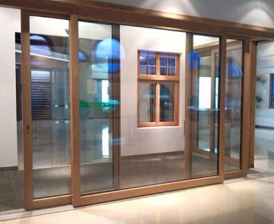 沈阳市大东区铝包木门窗安装厂家,沈阳名海门窗