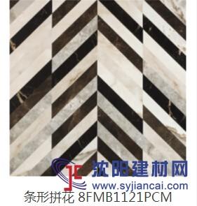 蒙娜丽莎瓷砖条纹系列