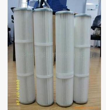 除尘滤芯供应耐高温除尘滤筒