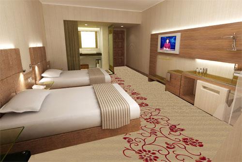 沈阳山花地毯酒店地毯