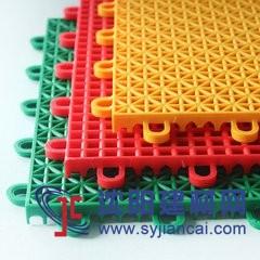济南篮球场地板厂家悬浮地板的优点