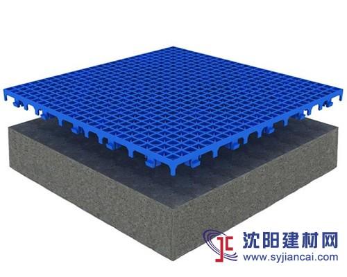 山东篮球场运动悬浮地板批发零售悬浮拼装地板厂家