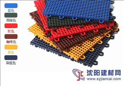 济南运动悬浮地板生产厂家