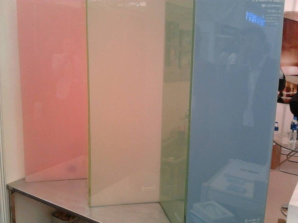沈阳调光玻璃(导电变色玻璃 )如水光电调光变色玻璃
