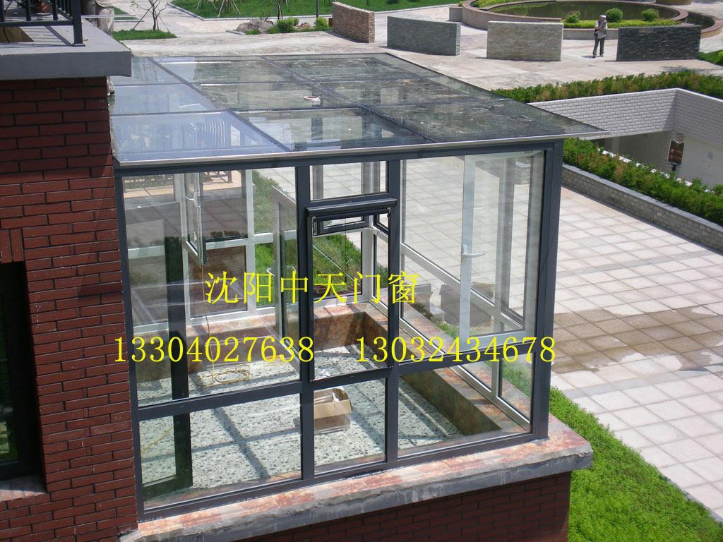yabo88wap下载亚博体育抚顺定做钢化玻璃阳光房工程