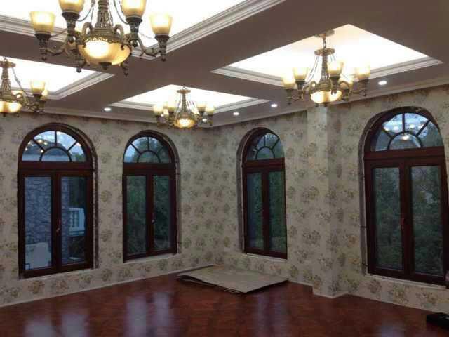 铝包木窗特点-沈阳中天门窗阳光房