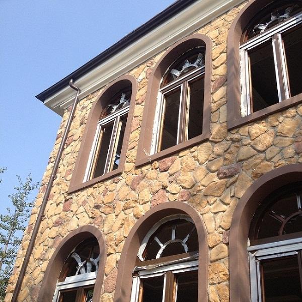 沈阳铝包木门窗安装厂家