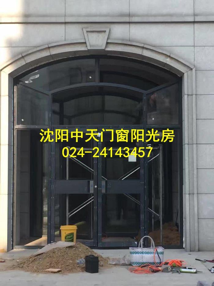 沈阳门窗厂-沈阳中天门窗