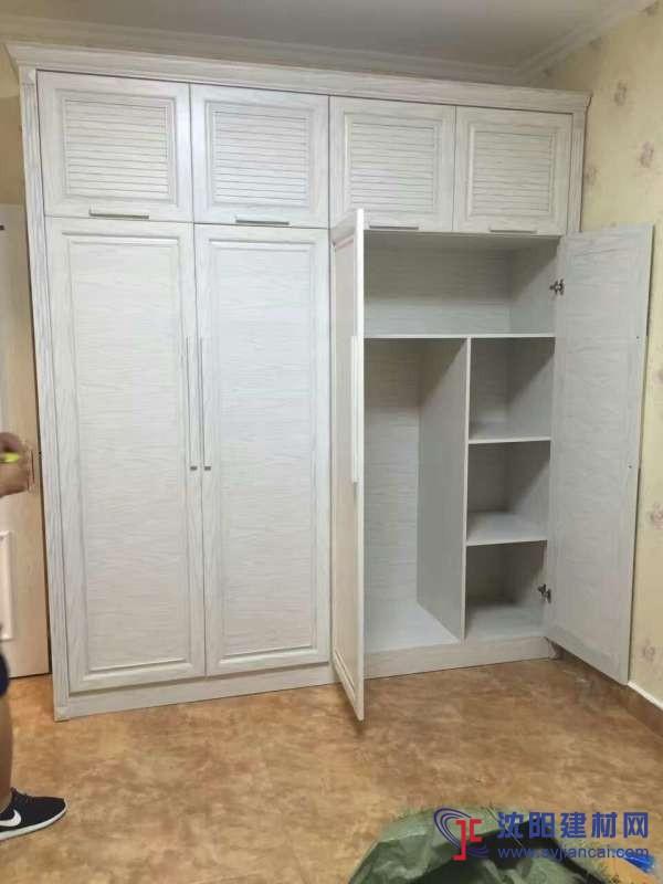 全铝家具衣柜型材整体柜系列
