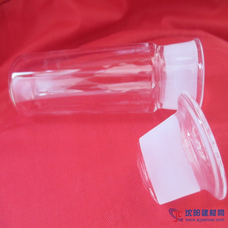 磨口石英玻璃试管