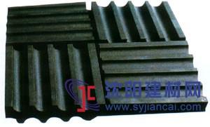 橡胶防震垫,JGD-D橡胶剪切隔震垫,防震垫