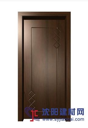 重庆套装门厂供应环保简约优质复合实木门