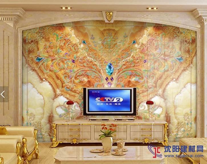 文化砖电视墙