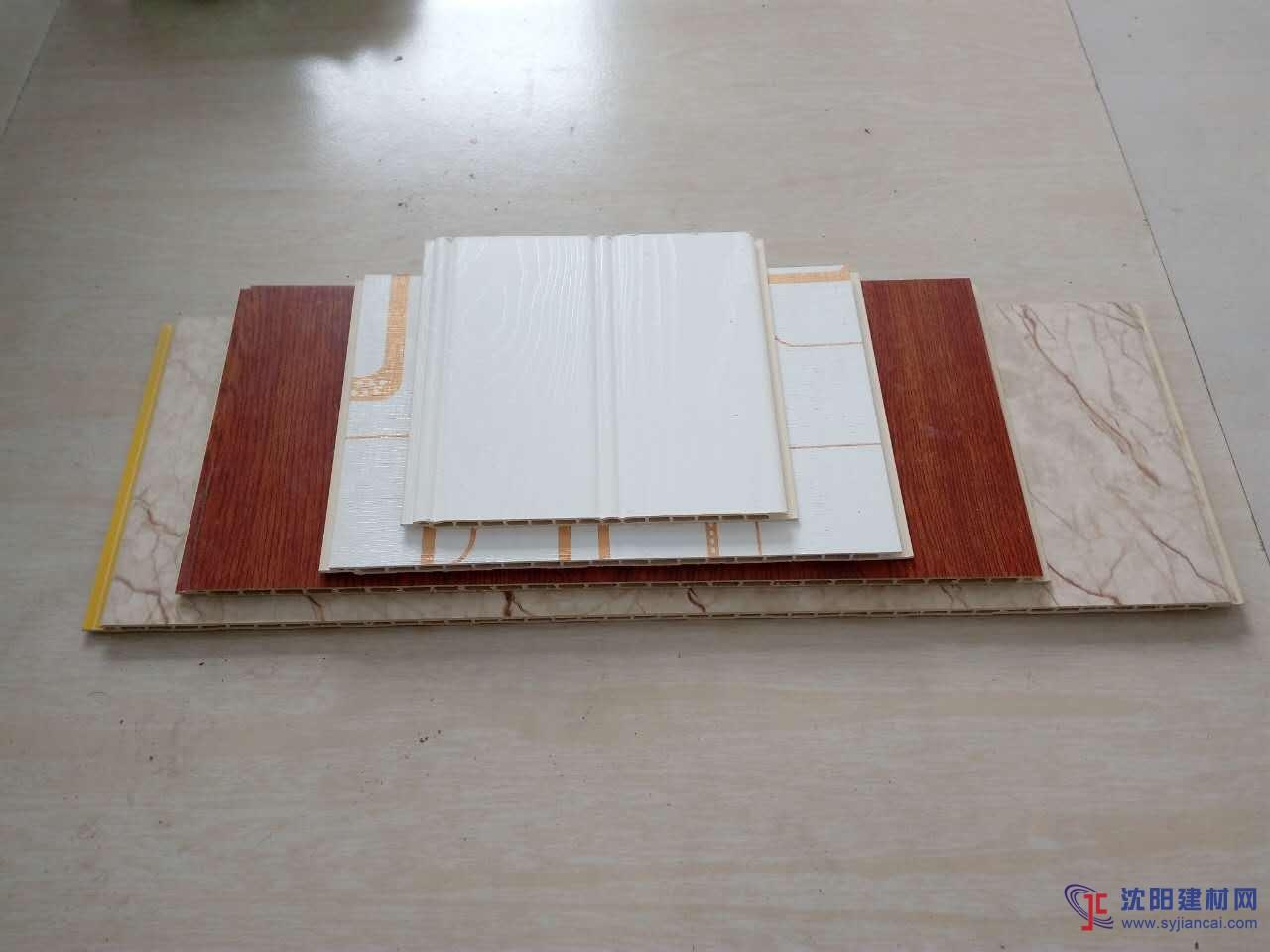 竹木纤维板 集成墙板生态木