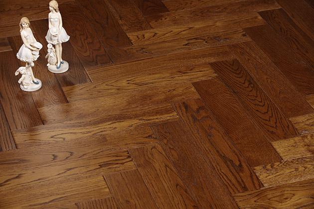 圣达地板本真实木系列:栎木——阿布辛贝