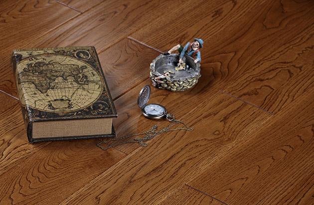 圣达地板本真实木系列:栎木——世勋伯爵