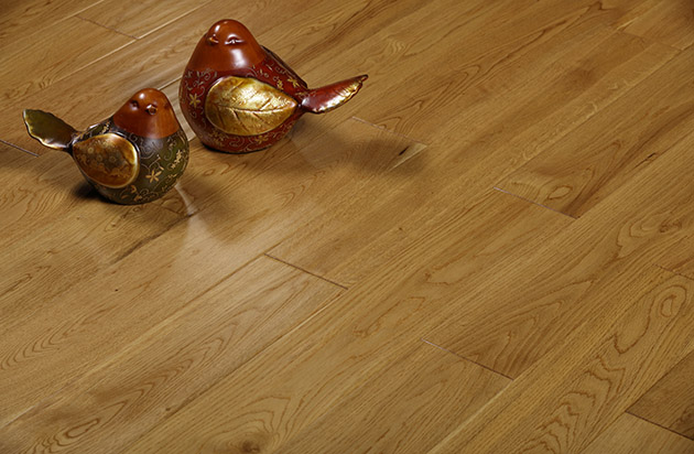 圣达地板本真实木系列:栎木——马赛舞曲