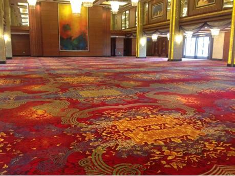 苏州海悦花园酒店实例(100%尼龙)