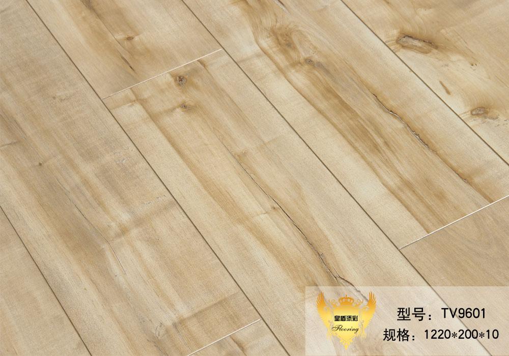 皇盾添彩地板TV9601