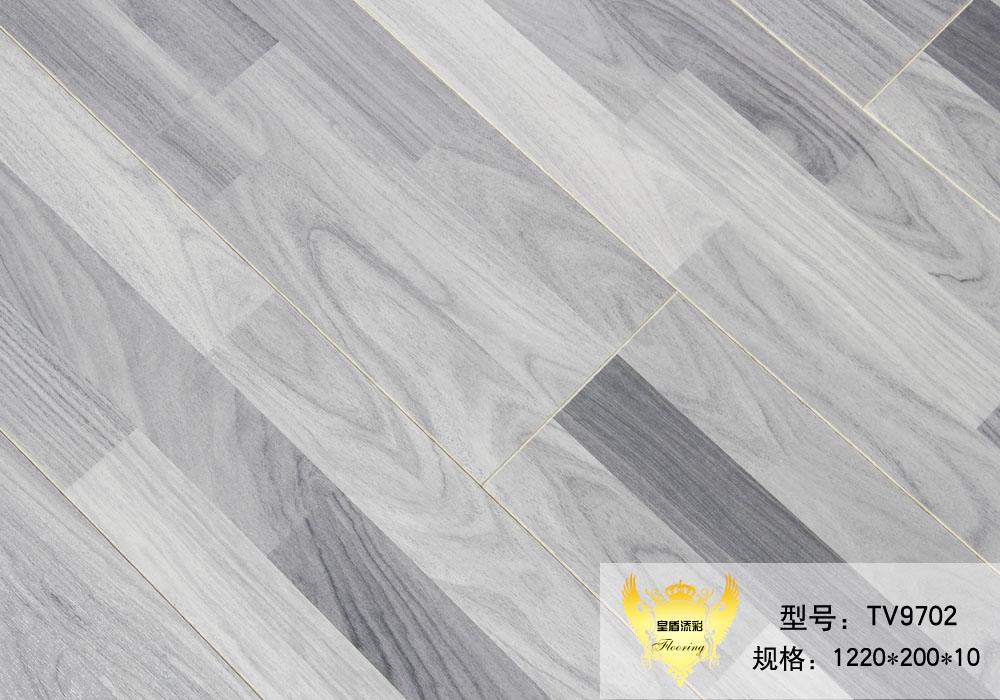 皇盾添彩地板TV9702
