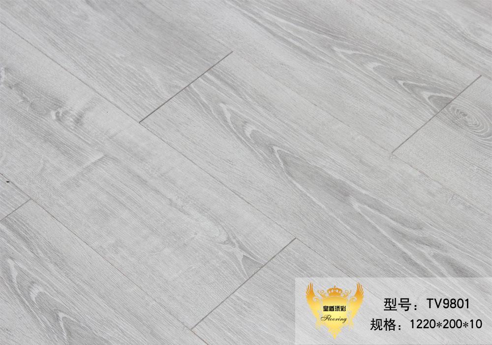 皇盾添彩地板TV9801