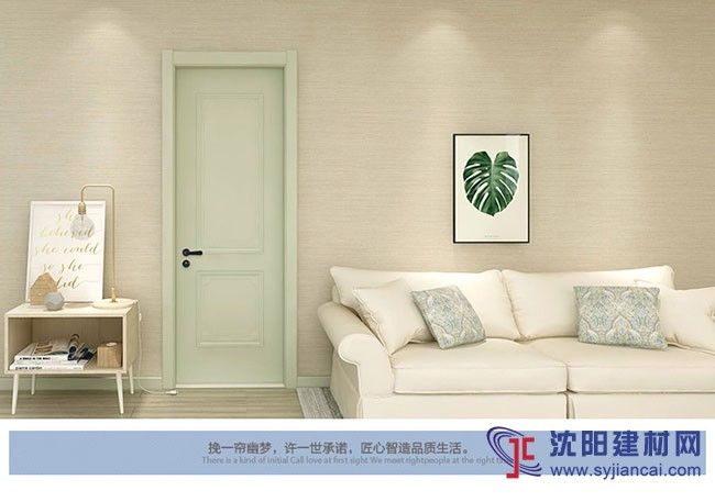 3d木门室内门定制套装门卧室门实木复合简约现代免漆