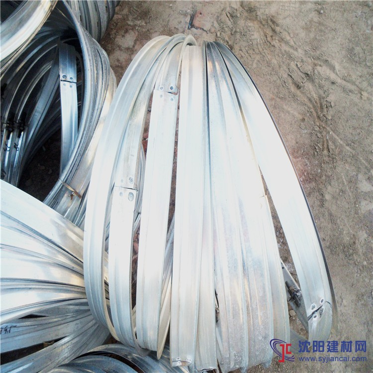 钢管护口 塑料封堵 钢护口