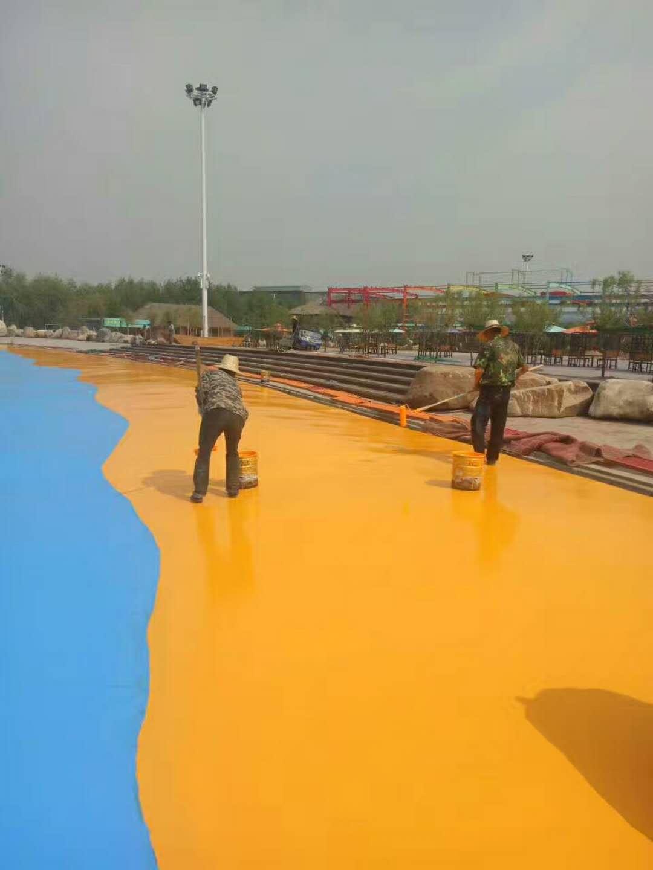地坪漆工程案例3