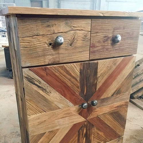 老榆木柜子定做