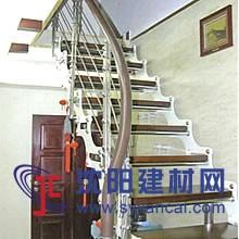 大庆钢木楼梯厂_大庆钢木楼梯厂家