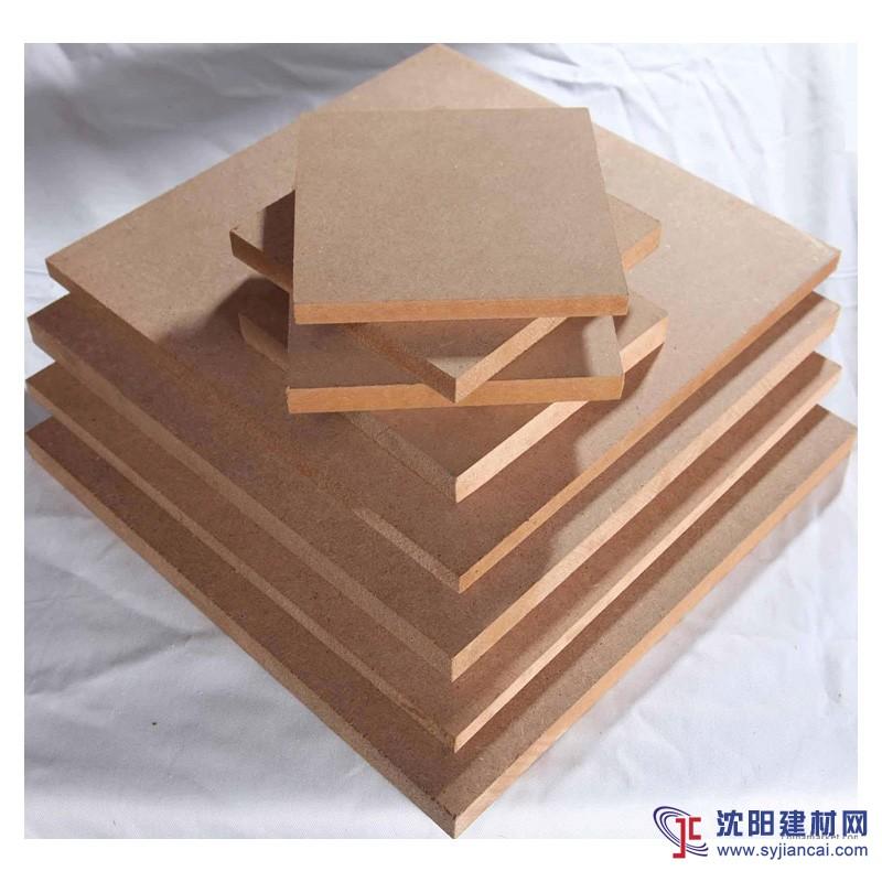 河北谢氏集团 15mm密度板厂家直销