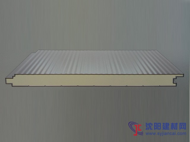 聚氨酯小波纹面板