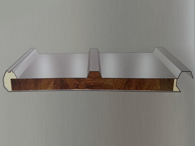 新型岩棉屋面板