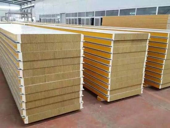 沈阳新型岩棉复合板厂家