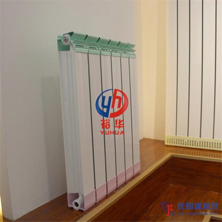 铜铝复合暖气片散热器多种型号质量高价格好厂家直销