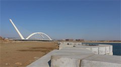 大连建华商品混凝土小窑湾护岸工程