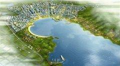 卧龙湾护堰工程项目