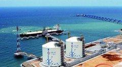 LNG天然气护岸项目